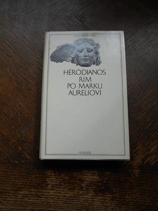 Řím po Marku Aureliovi