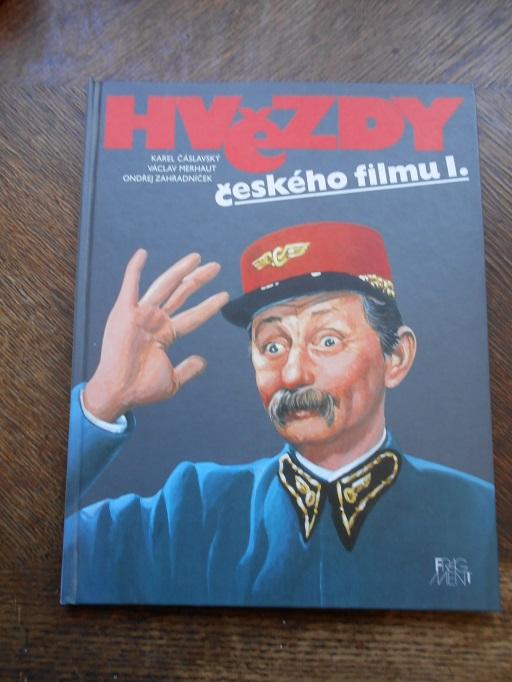 Hvězdy českého filmu I.