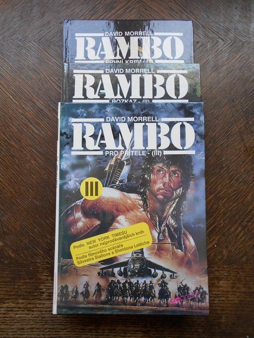 Rambo I. II. III.