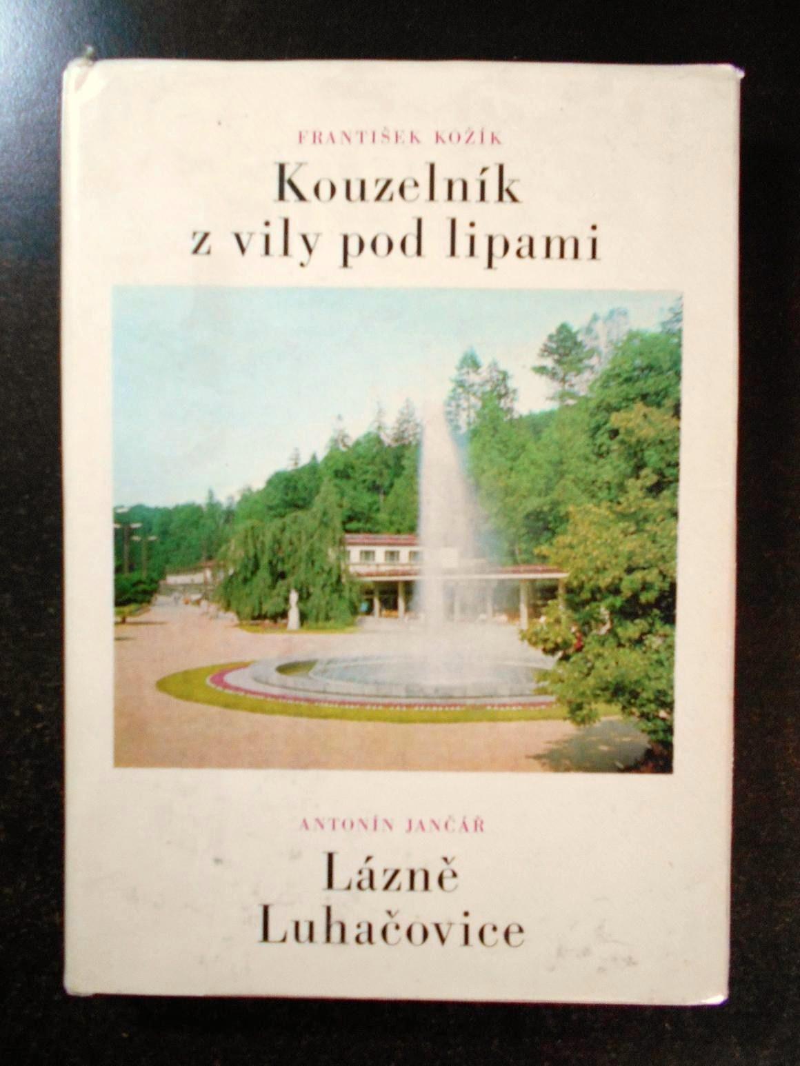 Kouzelník z vily pod lipami, Lázně Luhačovice
