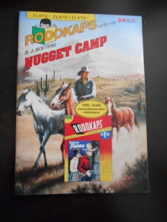Rodokaps - Nugget camp